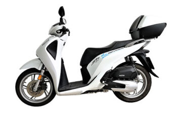 Rent Honda Scoopy SH 125cc