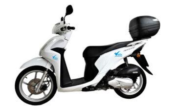 Rent Honda New Vision 125cc