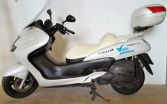 Yamaha Magesty 400cc